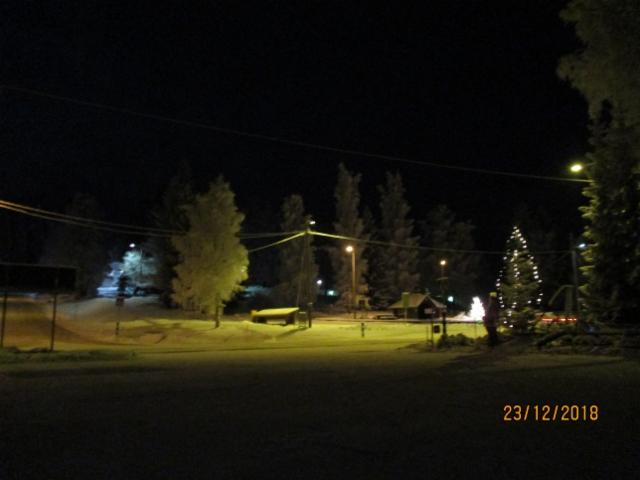 Höytiän kyläkeskus 23.12.2018