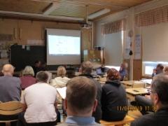Höytiän Kyläyhdistys ry. vuosikokous 11.4.2019