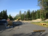 Höytiän koulun piha-alue 4.8.2019
