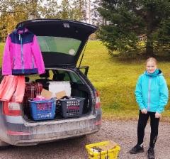 Peräkontti kirppis Höytiällä 28.9.2019