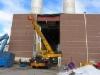 Lappeenrannan Lämpövoima Oy - Mertaniemen voimalaitos - Kattiloiden muutos