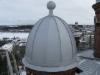 Lappeenrannan kirkko - Tornin kupoli