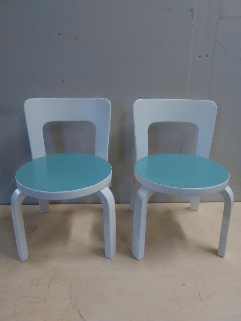 Aalto lasten tuolit