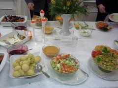 Illallispöytä