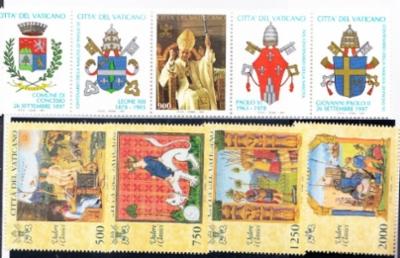Vatikaanivaltio Hyvinkaan Postimerkkikerho