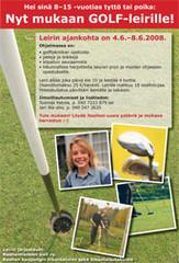 golfkurssi