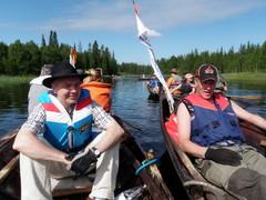 Presidenttiainesta. Pekka Haavisto 2011.