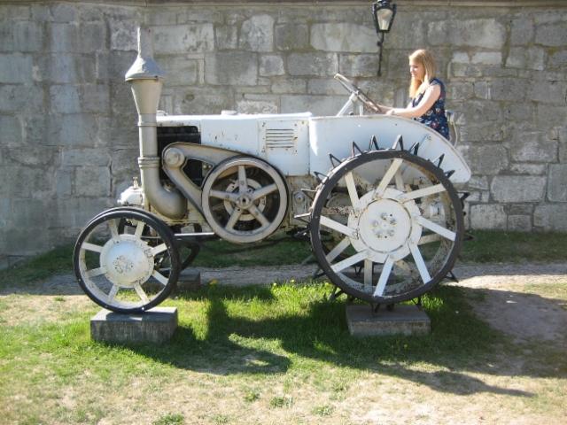 traktorihistoriaa