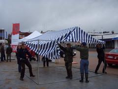kahvila korvan teltta nousee syyssatomarkkinoilla 6.9.08