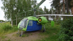 Vanhat helikopterit | Old helicopters