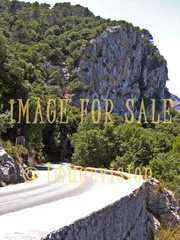 for sale serpentine mountain roads in majorca
