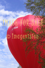 for sale hot air balloon against sky