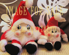for sale funny christmas helpers sitting_soft brushed