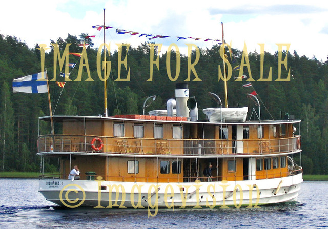 for sale sight-seeing boat nearby savonlinna