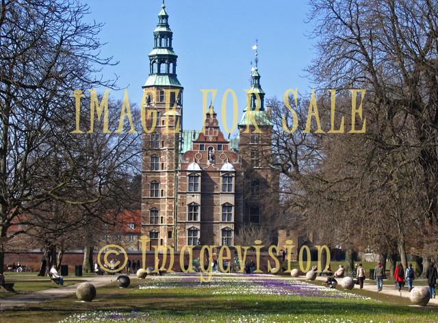 for sale rosenborg castle in copenhagen