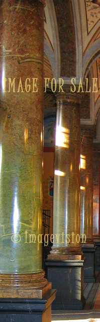 for sale marble pillars of governmental estate
