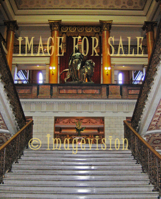 for sale stairway in luxurious governmental estate