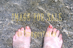 for sale feet in crystal clear water