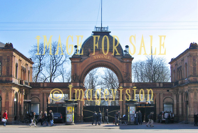 for sale tivoli park in copenhagen