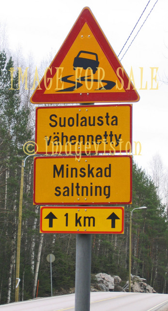 for sale traffic sign gliding car