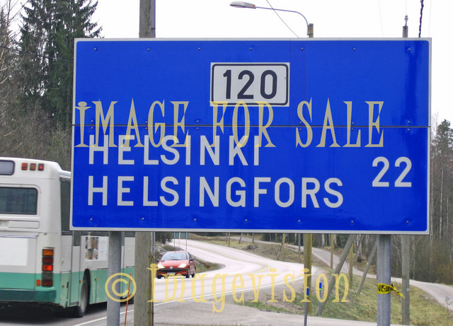 for sale traffic sign helsinki helsingfors