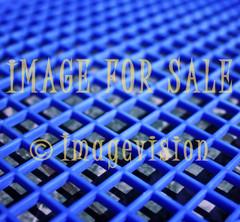 for sale blue net pattern