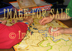 for sale children playing soldier game on table