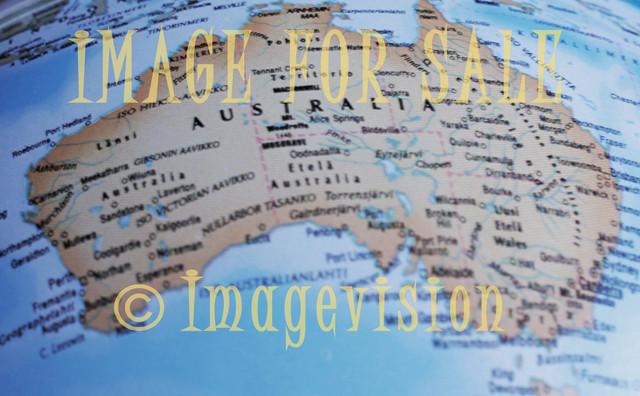 for sale australia map