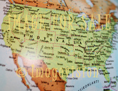 for sale usa map