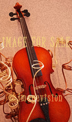for sale violin artistic_sponge effect