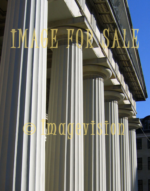 for sale mighty doric pillars of university