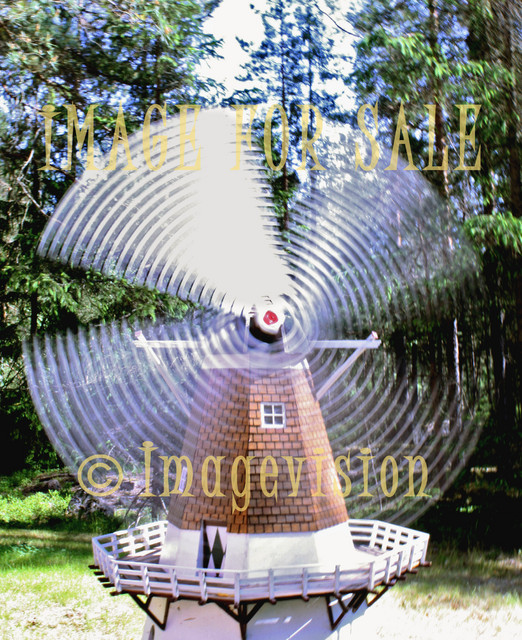 for sale rotating windmill
