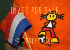 for sale dutch flag and football