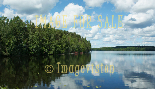 for sale finnish lakes in summer