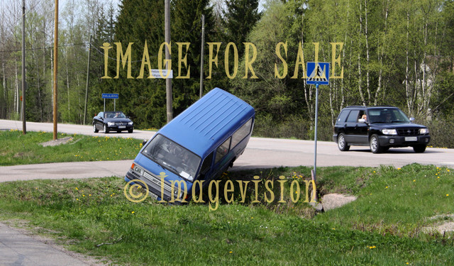 for sale car accident in finland