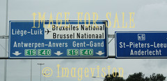 for sale traffic sign brussel antwerpen