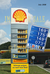 for sale fuel prices in netherlands
