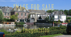 for sale housing area by the canal