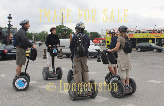 for sale tourists on segways