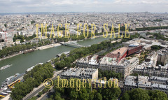 for sale seine view from eiffel