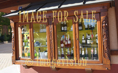 for sale window shopping for wines