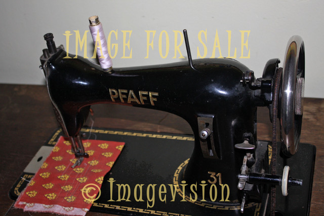 for sale old sewing machine