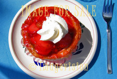 for sale strawberry cake