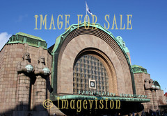 for sale railway station facade in helsinki