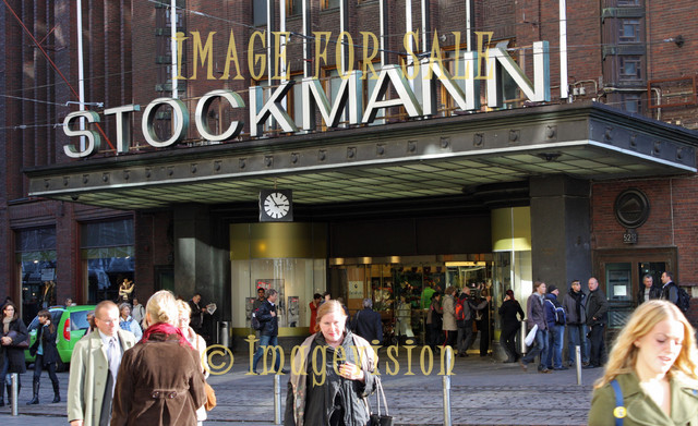 for sale stockmann department store in helsinki
