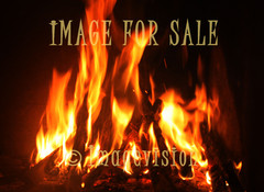 for sale hot flames from burning wood