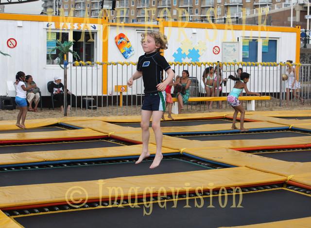 for sale children on trampolines