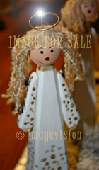 for sale angel with a halo