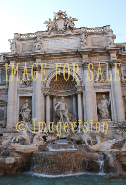 for sale fountain of trevi