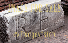 for sale rex written on ancient stone